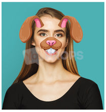 Load image into Gallery viewer, Bunny Mask