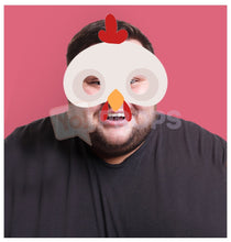 Load image into Gallery viewer, Chicken Mask