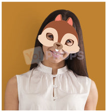 Load image into Gallery viewer, Chipmunk Mask