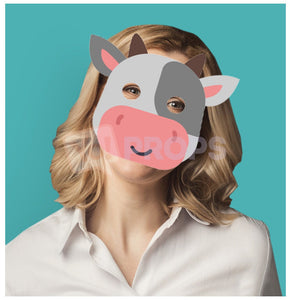 Cow Mask 2