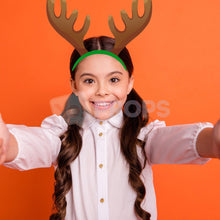 Load image into Gallery viewer, Deer Headband 2