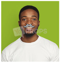 Load image into Gallery viewer, Diamond Mustache