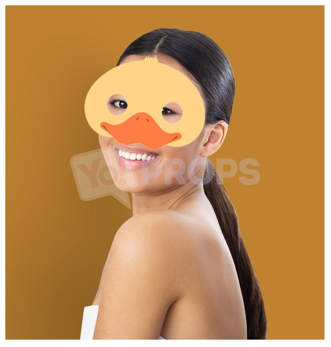 Duck Mask 1