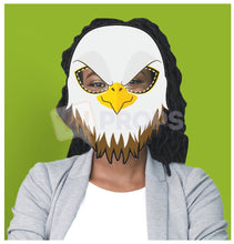 Load image into Gallery viewer, Eagle Mask