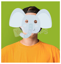 Load image into Gallery viewer, Elephant Mask 2