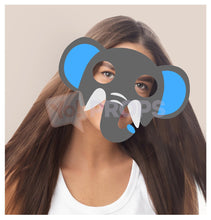 Load image into Gallery viewer, Elephant Mask 3