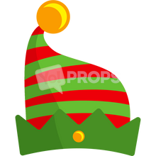 Load image into Gallery viewer, Elf Hat