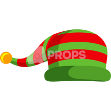 Load image into Gallery viewer, Elf Hat 1