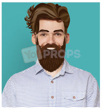 Load image into Gallery viewer, Facial Hair 1