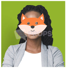 Load image into Gallery viewer, Fox Mask 3
