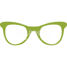 Load image into Gallery viewer, Green Glasses