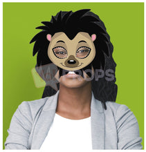 Load image into Gallery viewer, Hedgehog Mask 2