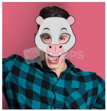 Load image into Gallery viewer, Hippo Mask 1