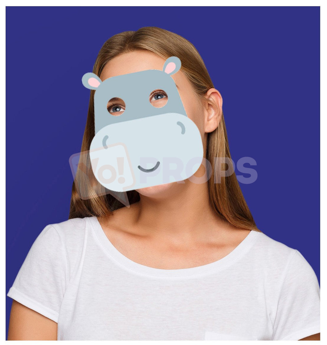 Hippo Mask 2
