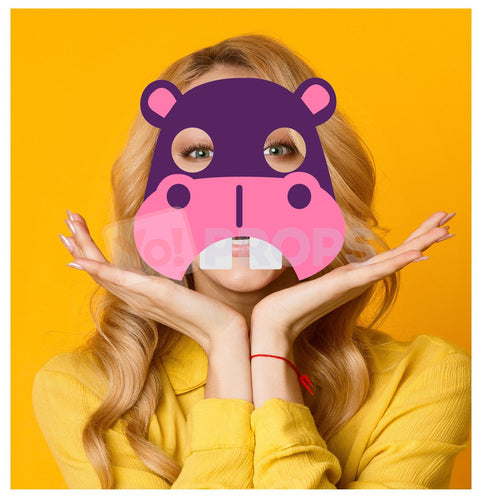 Hippo Mask 3