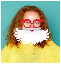 Load image into Gallery viewer, Hipster Santa