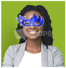 Load image into Gallery viewer, Masquerade Mask 4