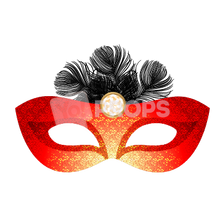 Load image into Gallery viewer, Masquerade Mask 6