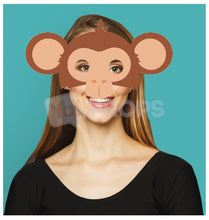 Load image into Gallery viewer, Monkey Mask 1