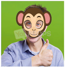 Load image into Gallery viewer, Monkey Mask 3