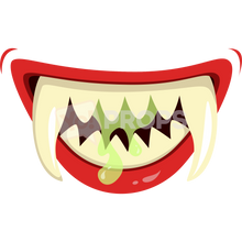 Load image into Gallery viewer, Monster Mouth 14
