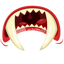 Load image into Gallery viewer, Monster Mouth 18