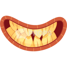 Load image into Gallery viewer, Monster Mouth 5
