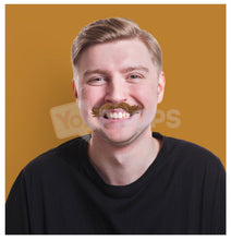 Load image into Gallery viewer, Mustache 4