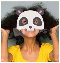 Load image into Gallery viewer, Panda Mask 1