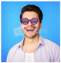 Load image into Gallery viewer, Purple Glasses