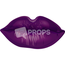 Load image into Gallery viewer, Purple Lips