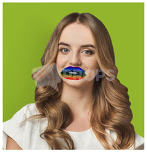 Load image into Gallery viewer, Rainbow Lips 1