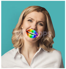 Load image into Gallery viewer, Rainbow Lips 3