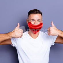 Load image into Gallery viewer, Red Bandana