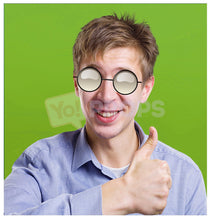 Load image into Gallery viewer, Round Hipster Glasses