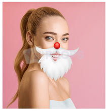 Load image into Gallery viewer, Santa Beard 1