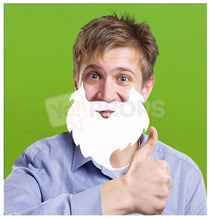 Load image into Gallery viewer, Santa Beard 6