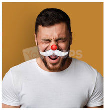 Load image into Gallery viewer, Santa Mustache