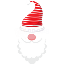 Load image into Gallery viewer, Santa Mask 5