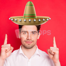 Load image into Gallery viewer, Sombrero Hat 2