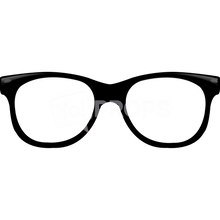 Load image into Gallery viewer, Black Glasses