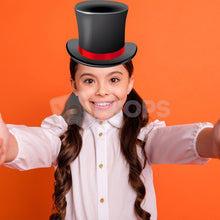 Load image into Gallery viewer, Top Hat 1