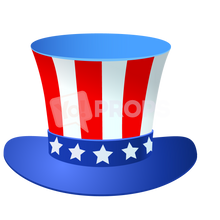 Load image into Gallery viewer, Uncle Sam Hat 2