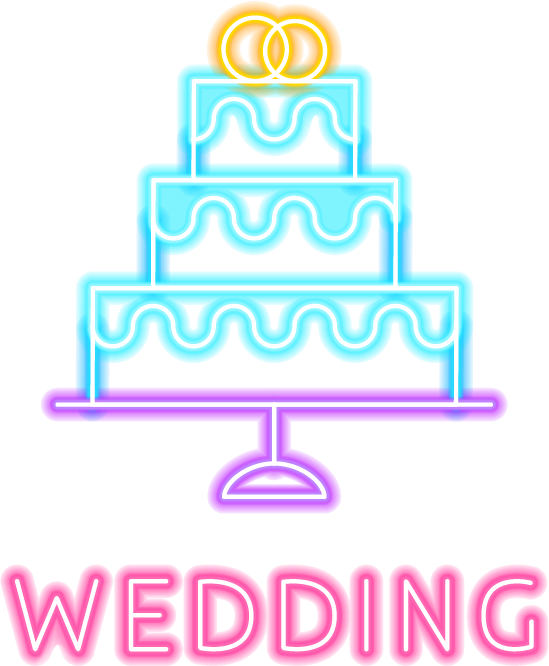 Wedding and Cake