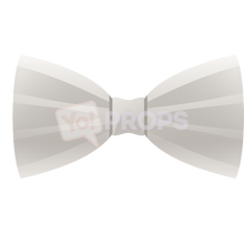 Load image into Gallery viewer, White Bowtie