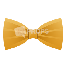 Load image into Gallery viewer, Yellow Bowtie