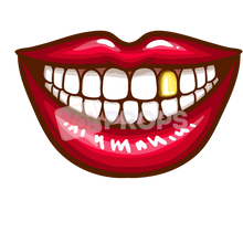 Load image into Gallery viewer, Yellow Tooth