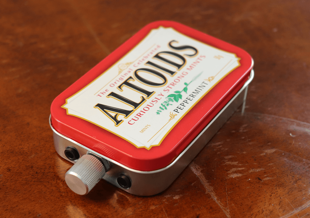 The Classic - portable headphone amplifier