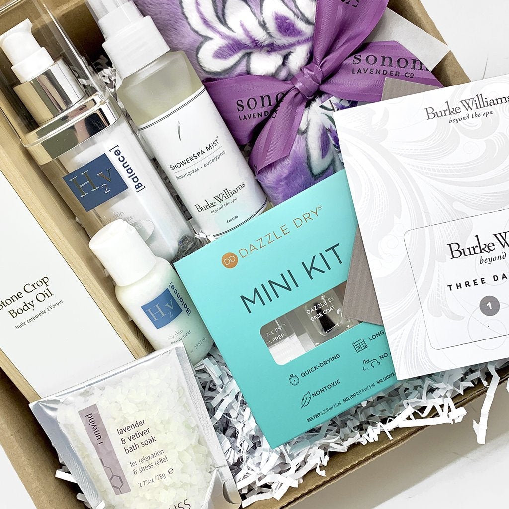 Time to Reflect Spa Kit (limited edition)
