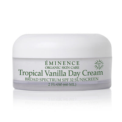 Tropical Vanilla Sun Cream SPF40